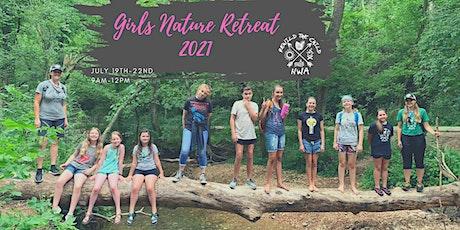 Girls Nature Retreat 2021 tickets
