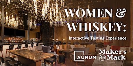 Women & Whisky tickets
