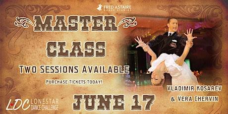 Lonestar Dance Challenge Master Class tickets