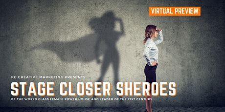 How to Be the World Class Female Power House & Leader of the 21st Century tickets