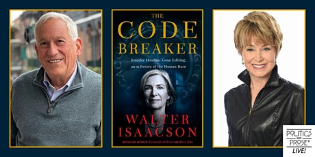 P&P Live! Walter Isaacson | THE CODE BREAKER with Jane Pauley tickets