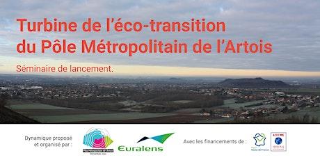 Vers l'Agora de l'éco-transition : Séminaire de lancement billets