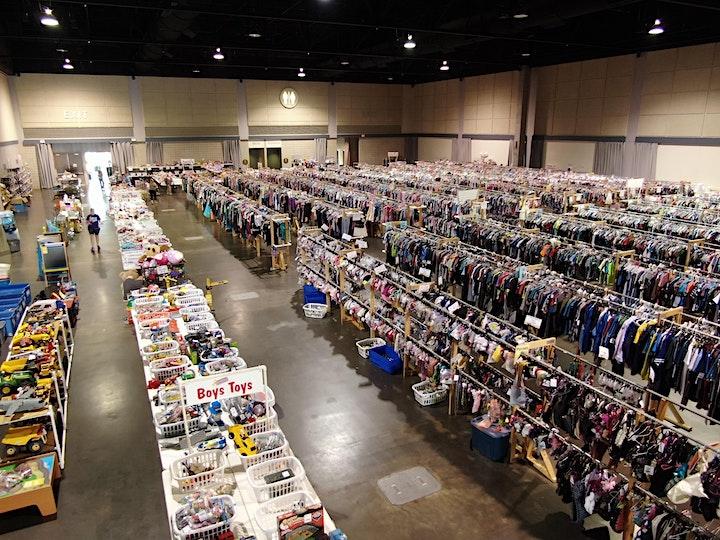 Prime Time Shopping | JBF Shawnee/KC Spring 2021 image