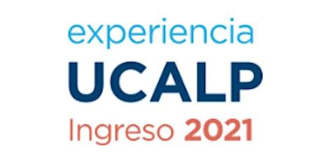 Experiencia UCALP - Charla para padres y familiares boletos