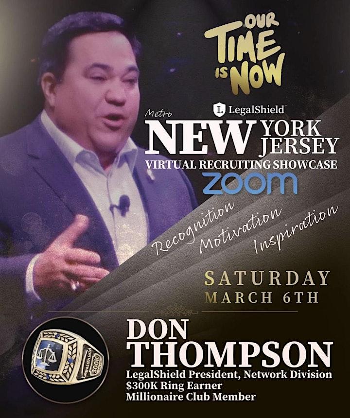 NJ & NY REGIONAL SHOWCASE EVENT!! image