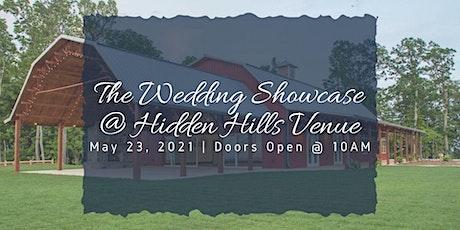 The Wedding Showcase @ Hidden Hill Venue tickets