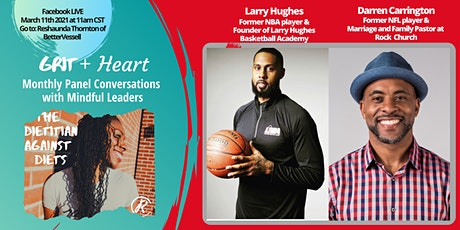 Monthly Panel: Conversations w/ Leaders - Pro Athlete to Pure Leadership tickets