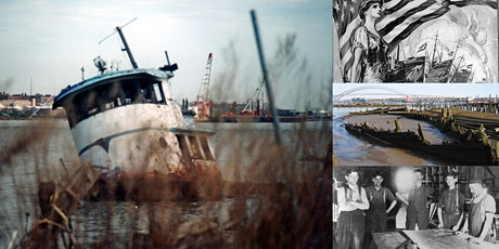 'The Ship Graveyards of Staten Island, Part II: The North Shore' Webinar tickets