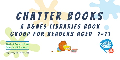 B&NES Libraries' Chatterbooks tickets