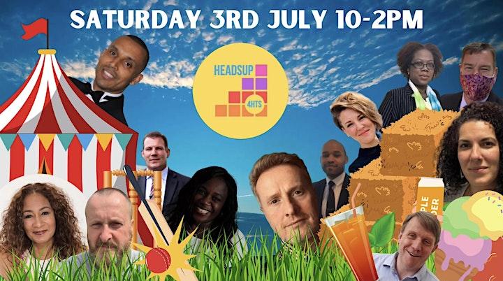 HeadsUp4HTs Virtual Summer Fete! image