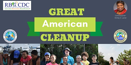 Great American Cleanup Riviera Beach tickets