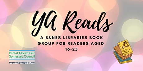 B&NES Libraries' YA Reads tickets