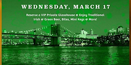 3/17: ST PATRICKS DAY ON THE WATER @ PIER 15 - WATERMARK NYC tickets