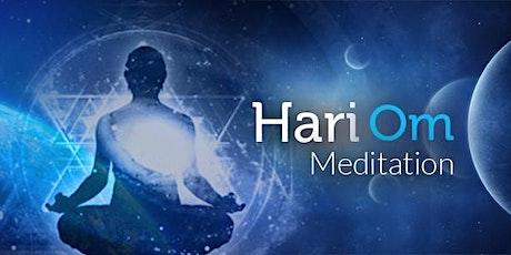 Activate Energy Chakra: Hari Om Meditation tickets