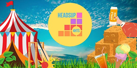 HeadsUp4HTs Virtual Summer Fete! ingressos