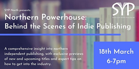 Northern Powerhouse: Behind the Scenes of Indie Publishing tickets