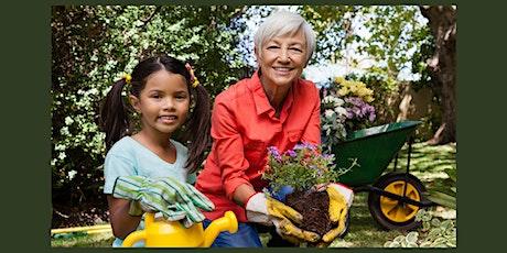 Gardening with Kids tickets