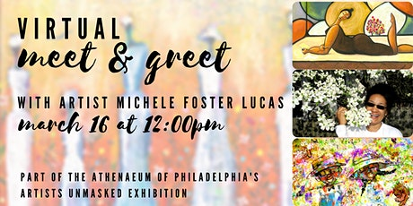 Virtual Artist Meet and Greet with Michele Foster Lucas tickets