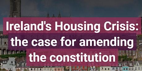 The case for a Right to Housing in the Constitution tickets