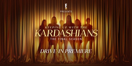 Keeping Up With the Kardashians Drive-In Premiere: Los Angeles boletos