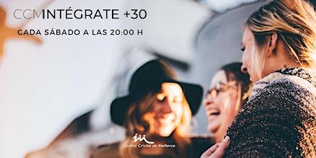 Reunión CCM - Intégrate +30 Tickets