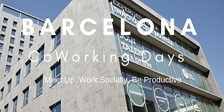 Barcelona CoWorking Days At Talent Garden(Poble Nou) tickets