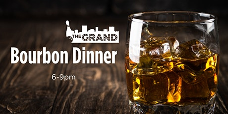 Smoked Bourbon Dinner tickets