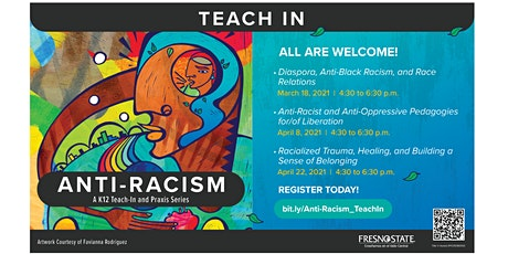 Anti-Racism A K12 Teach-In and Praxis Series tickets