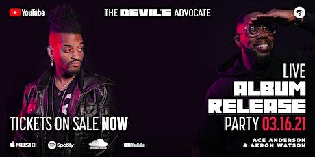 The Devil's Advocate - Album Release Party tickets
