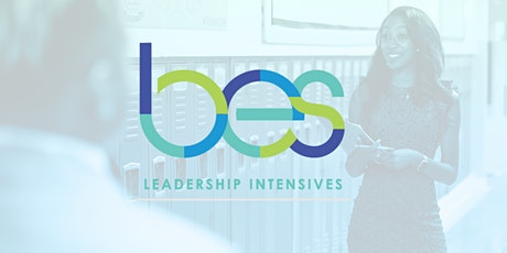 Leadership Intensives-Motivating Your Team Toward a Shared Mission & Vision tickets