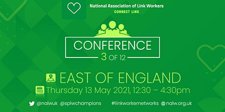 Social Prescribing Link Workers Conference-East of England tickets