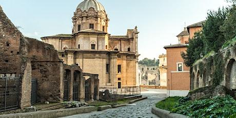 Una passeggiata fra la Roma Antica biglietti