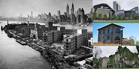 'Roosevelt Island: A History of Health, Science, and Scandal' Webinar tickets
