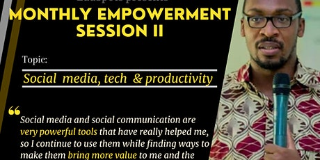 EduSpots Empowerment Session with Ato Alzen-Appiah, Ghana Think Foundation tickets