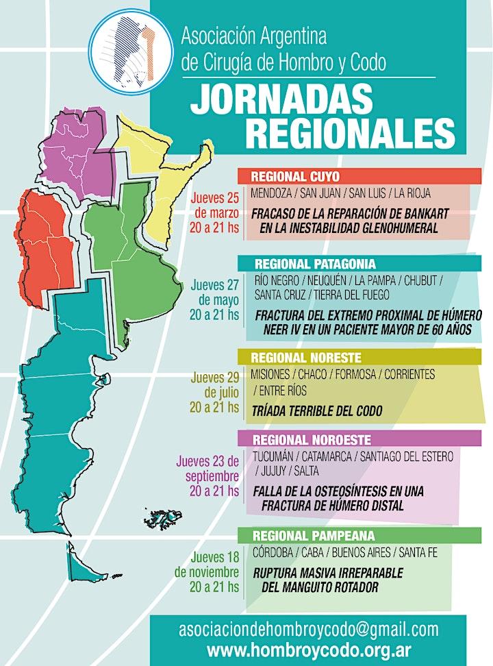 Imagen de ASOCIACIÓN ARGENTINA DE HOMBRO Y CODO - Jornada Regional Cuyo