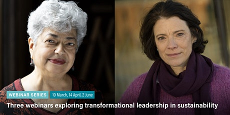Webinar Series: Transformational Leadership in Sustainability Tickets