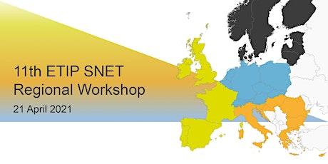 11th ETIP SNET Regional Workshop tickets