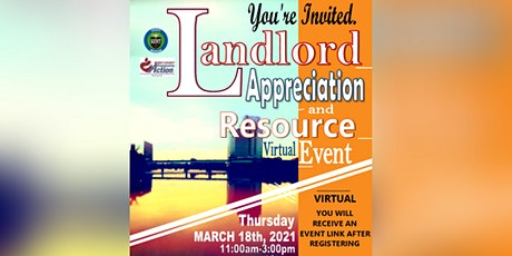Landlord Appreciation and Resource Event tickets