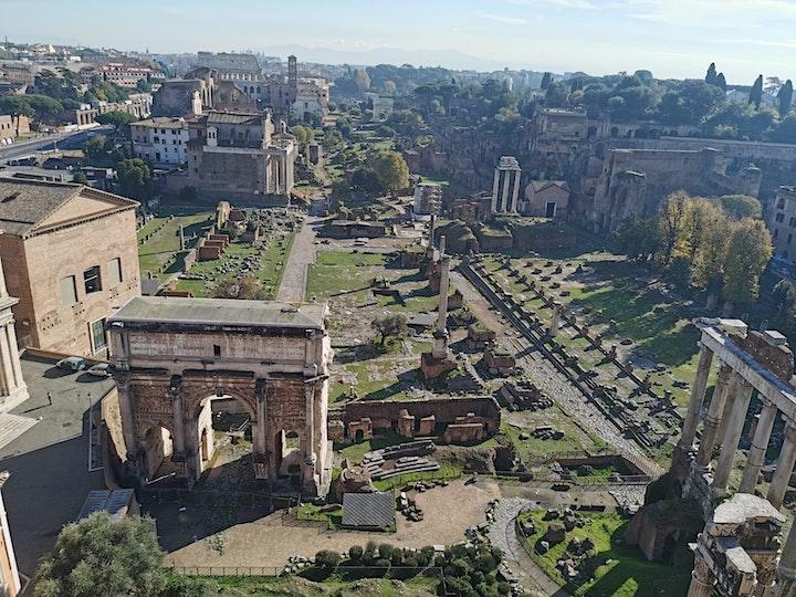 Immagine Una passeggiata nella Roma Antica