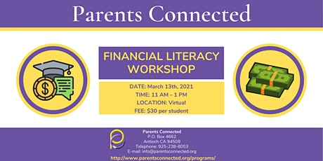 Financial Literacy Workshop tickets