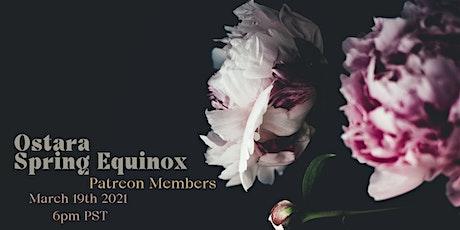 Ostara / Spring Equinox Ceremony tickets