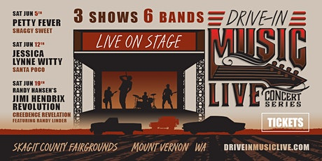 Drive-In Music Live Concert Series 2021 tickets