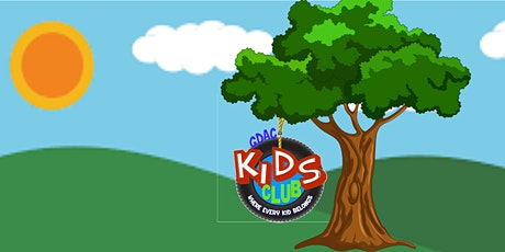 GDAC Kids Club tickets