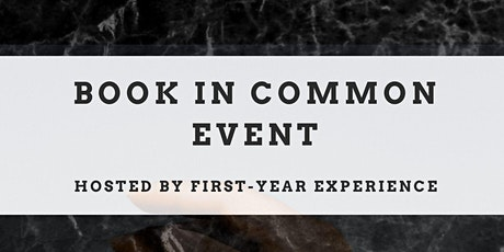 Book in Common Discussion tickets