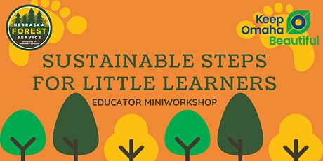 Suistainable Steps for Little Learners tickets