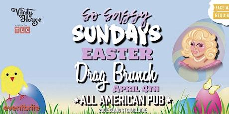 Drag Brunch Easter Sunday tickets