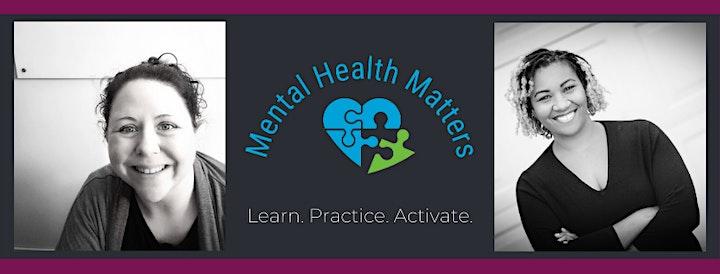 Adult Mental Health First Aid - Virtual image
