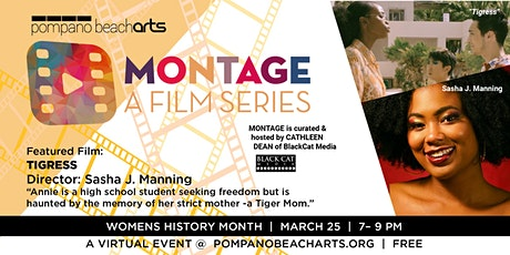 Montage – A Virtual Film Series with Cathleen Dean tickets