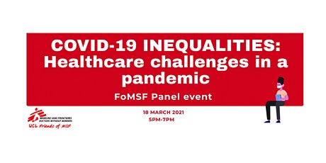 COVID-19 Inequalities: Healthcare challenges in a pandemic tickets