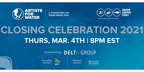 Artists for Water Closing Celebration tickets